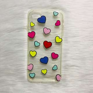 Iphone 6S+ Heart Case