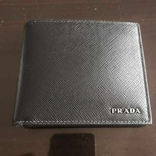 Brand New Prada Men's Wallet for SALE (8-cards)