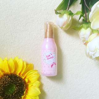 💗 ETUDE HOUSE Silk Scarf Moist Hair Mist 🌸