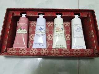 Brand new crabtree and evelyn hand lotion cream