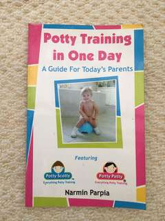 Potty Training in One Day: A Guide for Today's Parents