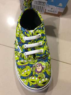 Vans Toy Story Shoes Size Toddler US8
