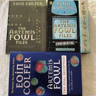 Eoin Colfer Books