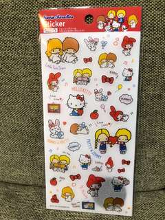 Sanrio Characters sticker