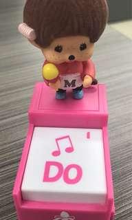 Monchhichi 音樂玩具