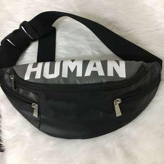Human belt bag