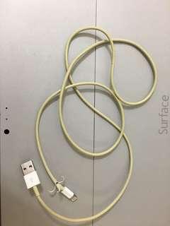 🚚 iPhone 原廠傳輸線