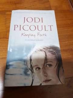 Keeping faith / jodi picoult