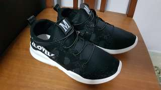 Korean style track shoes (online selling at $35)