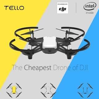 🚚 [Free Reg Mail] DJI TELLO DRONE