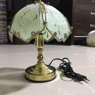 Vintage bedside table Lamp antique