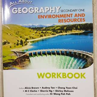 All about geography sec 1 environment and resources