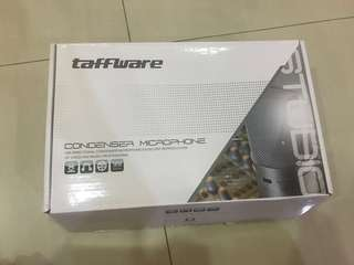 Taffware Microphone condensor Original