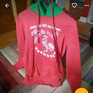 Small Sriracha Sweater