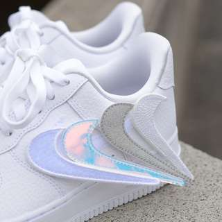 Authentic Nike Air Force 1-100 Velcro Pack