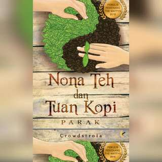 Ebook Nona Teh Dan Tuan Kopi