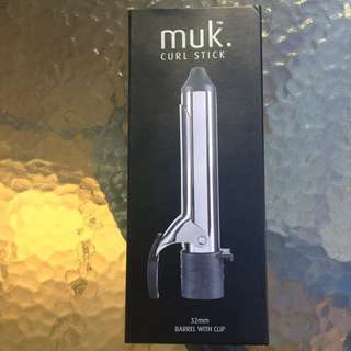 MUK Curl Barrel Clip Attachment 32mm