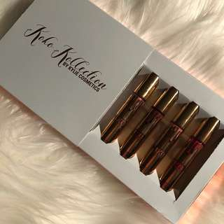 Koko Kylie Cosmetics Lipstick Collection