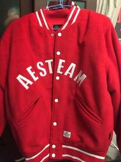 🚚 AES 棒球外套
