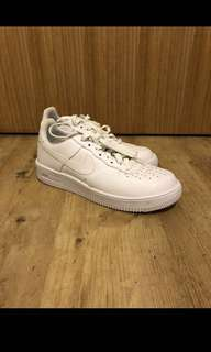 Nike Air Force 1s (Full White)