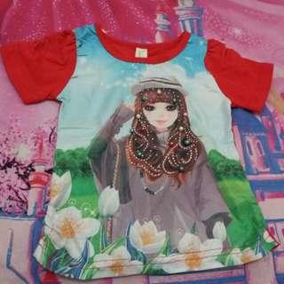 Baju ank perempuan