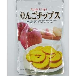 日本直送 蘋果乾果  25元包郵