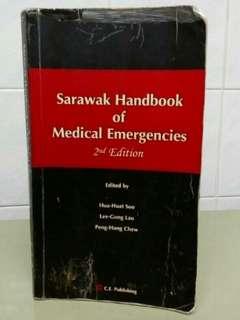Sarawak Handbook of Medical Emergencies 2nd Edition