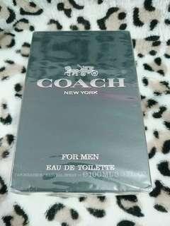 Coach perfume for him 100ml