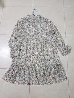 Flora ladies dress