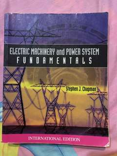 Electric Machinery and Power System (Fundamentals)