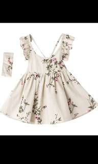 #weloveall Cute Floral Kids Dress