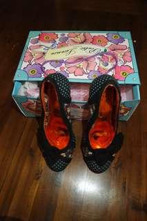 Irregular choice vintage style shoes