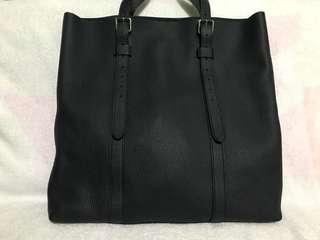 Gucci 全牛皮 大tote bag