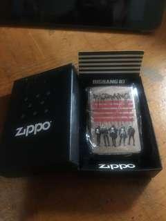 全新Bigbang官方週邊 Zippo 火機