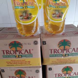 Minyak Goreng Tropical 2lt