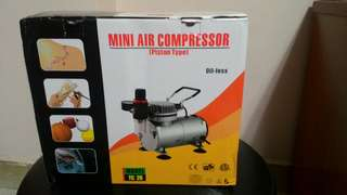 Compressor for Airbrushing