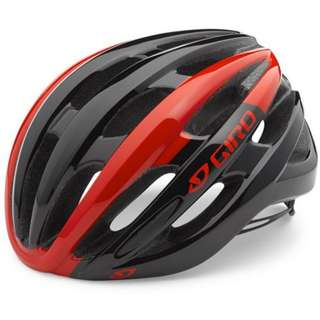 Giro Helmet Foray Red Black