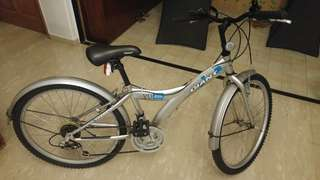 Giant bike for sale negotiable