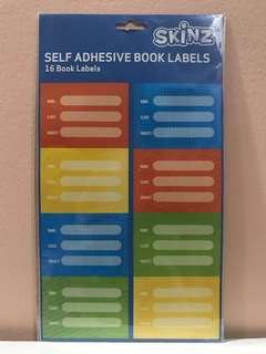 Label Stickers <Name/Class/Subject>