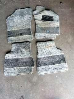 Karpet kaki L200 untuk kancil