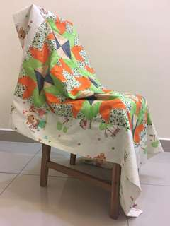 Handmade blanket-for baby to 4 yrs old/office lady