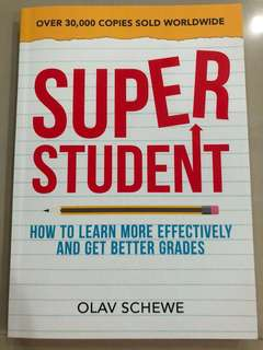 Super Student By Olav Schewe