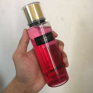 (Limited) Victoria's Secret Fragrance Mist - Temptation