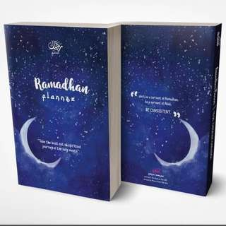 The Ramadhan Planner 2018!