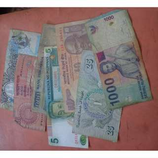 PAPER MONEY COLLECTION STARTER PACK Lot 1