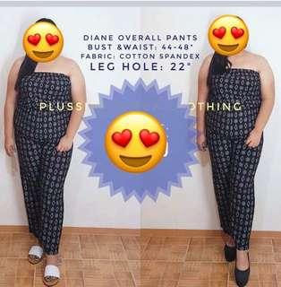 Plus size jumpsuit