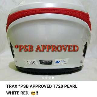 Trax psb approved