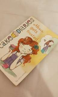 Alexis gets frosted ~ Cupcake Diaries