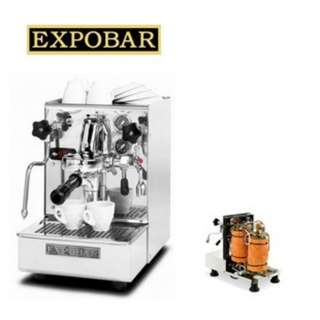 Espresso Expobar e61 aibo coffee machine