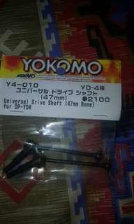 RC Car Yokomo YD4 shaft